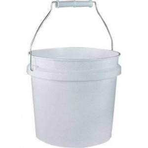 1 Gallon bucket from Baker's Biochar