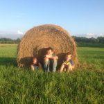 Frank, Keith, and Jim enjoying their summer!